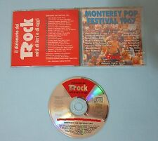 Monterey Pop Festival 1967 Hendrix Byrds Jefferson Airplane Canned Heat etc