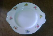 PETIT PLAT EN PORCELAINE ANGLAISE PARAGON H.M THE QUEEN & H.M QUEEN MARY N621/2