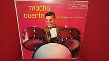 Tito Puente - Mucho Puente - Rare 1957 LPM-1479 LP Good Conditions - L6