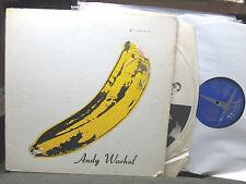 The Velvet Underground & Nico lp Banana Verve Stereo v65008 '67 Andy Warhol rare