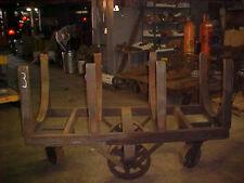 Vintage industrial base / factory cart base # 3