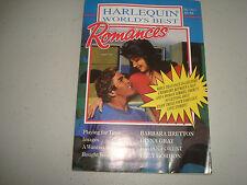 HARLEQUIN WORLD'S BEST ROMANCES VOL. 7 NO 1