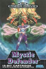 # Sega Mega Drive-Mystic Defender/MD jeu #