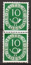 BRD 1951 52 Mi. Nr. 128 2er Gestempelt LUXUS!!! (2365)