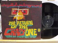 "★★ 12"" Maxi - DIGITAL UNDERGROUND - The Return Of The Crazy-One"