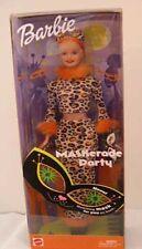 Barbie Halloween Maskerade Party  Halloween 2002  MINT