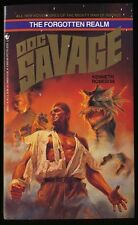Doc Savage — The Forgotten Realm PBO NFn/Fine 1st/1st (1991)