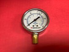 Weksler 100PSI/KPA Pressure Gauge