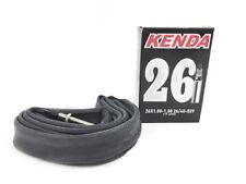 KENDA Manguera BICICLETA SENDERISMO 26 PULGADAS 26-40/559 26x1.00-1.50 Válvula: