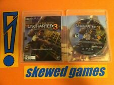 Uncharted 3 Game of the Year Edition - GOTY - PS3 PlayStation 3 Sony COMPLETE