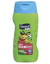 Suave Kids 2-in-1 Shampoo Wild Watermelon 12 oz (Pack of 2)