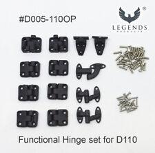 Functional Door Hinge set (13pcs) for RC Land Rover D110 Body