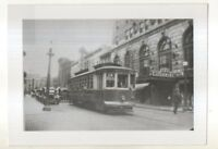 WILKES BARRE RAILWAYS Trolley WILLIAMSPORT PA 1930 Pennsylvania Photograph