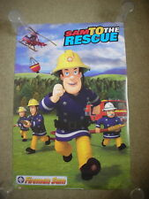 Fireman Sam - to the Rescue -  GBeye - Childrens Poster - 92 x 61cm