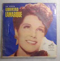 Libertad Lamarque La Unica  RCA VICTOR LPV-7454 Vinyl LP Venezuela SS