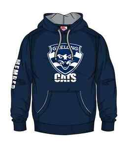Geelong Cats 2015 Members Only Adult Hoodie Hoody Sizes XS S M only