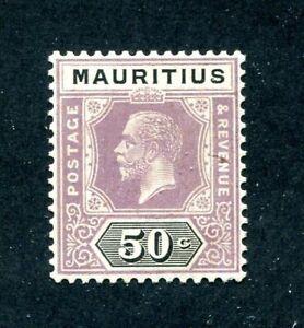 x088 - MAURITIUS SG# 200 - Mint MH - Cat Value £50