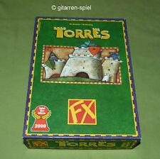 Torres - Spiel des Jahres 2000 fx Ravensburger ©1999 Wolfgang Kramer 1A Top!