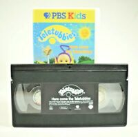 PBS Kids - Teletubbies - Here Come The Teletubbies (VHS, 1998)
