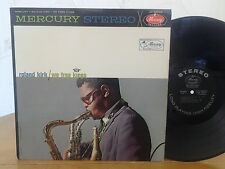 Roland Kirk,We Free Kings,Mercury SR 60679,RARE 1st Stereo Pressing,VG+ Vinyl LP