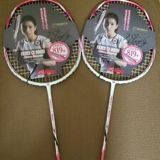 WILSON BADMINTON RACKET MISAKI MATSUTOMO MODEL 2 Set FIERCE CX9000J LIMITED