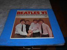 The Beatles VI 1965 Single Album/LP Excellent Capitol ST 2358