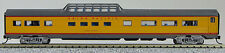 N Budd Passenger Mid-Train Dome Car Union Pacific (Yellow/Grey) (1-041364)