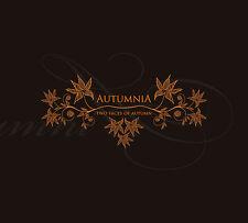 Autumnia – Two Faces Of Autumn Double CD