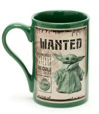 More details for disney store grogu mug, star wars: the mandalorian new.