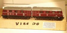 Lima 208114 Diesel Locomotive V 188 002 DB ep. 3,Lok BW Gemünden Conversion with