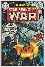 Star Spangled War Stories with The Unknown Soldier #178,  VF - Nr-Mt Condition'