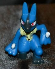 "2"" Lucario # 448 Pokemon Action Figures Figurines Toys 4th Series Generation 4"
