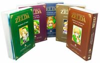 Legend Of Zelda Legendary 5 Books Children Set Paperback By Akira Himekawa