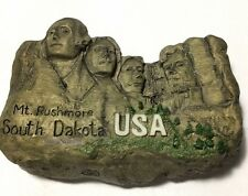 Mount Rushmore South Dakota USA American Presidents 3D Resin TOY Fridge Magnet