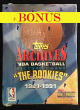 Topps Not Authenticated Box Basketball Trading Cards
