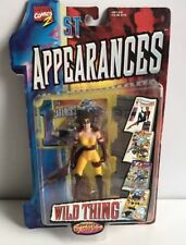 "Marvel Comics Apperances "" Wild Thing "" Wolverine MOC"