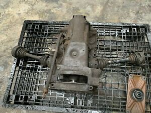 VW Volkswagen Type 3 TLE 1973 Fastback Automatic Transmission