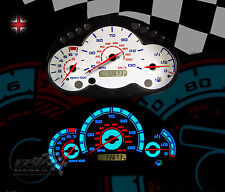 Ford KA MK1 02-08 sport speedometer interior custom lighting upgrade dial kit
