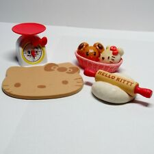 Re-Ment Sanrio Hello Kitty Kitchen I Love Cooking Set #7 Scale Bread Rolling Pin