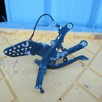 2002 Yamaha YZF R1 OEM RIGHT REARSET REAR SET DRIVER FOOT PEG REST STOP