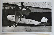 carte postale aviation Hanriot 16 moteur Bengali 145 cv #17