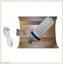 Kit Iluminación CFL Bajo Consumo 200w (2100ºK) Crecimiento y Floración