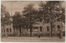Board of Trade Offices, Poplar, London, J. Court Postcard B771