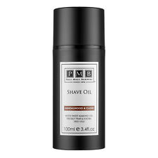 PMB - Sandalwood and Clove Shave Oil