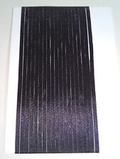 5M 3mm Thin Black Satin Ribbon Card Making Scrapbooking Home Decor Ribbon Art