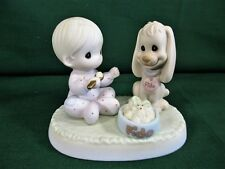 Precious Moments Figurine Sharing Our Christmas Together 531944 1997
