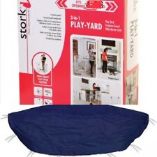 New 3-in-1 Playpen Play Baby Fence Barrier Kids Divider Toddler Adjustable Yard