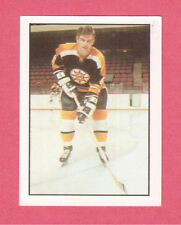Bobby Orr Boston Bruins 1971-72 Williams Forlags Swedish Hockey Card