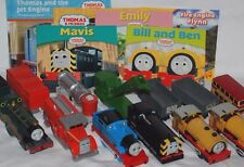 Thomas & Friends Trackmaster Motorized Engines with Books - Choose from Various