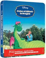 Blu-ray Peter et Eliott le Dragon Disney Steelbook Édition Exclusive Fnac